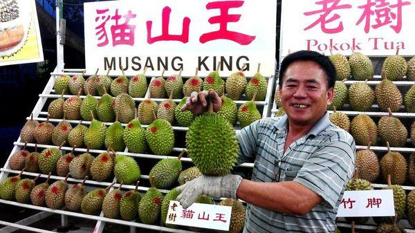 ドリアン狂の中国に翻弄される東南アジア