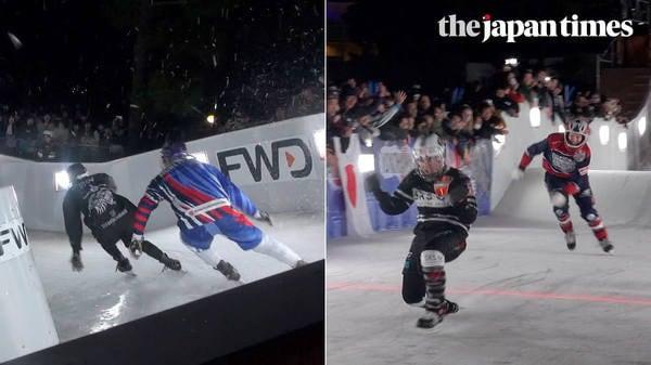 Red Bull Crashed Ice Yokohama