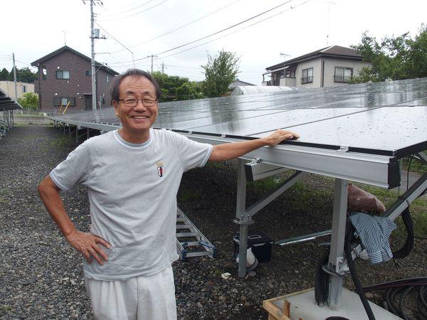 耐震偽装のヒューザー元社長が太陽光発電に挑む理由
