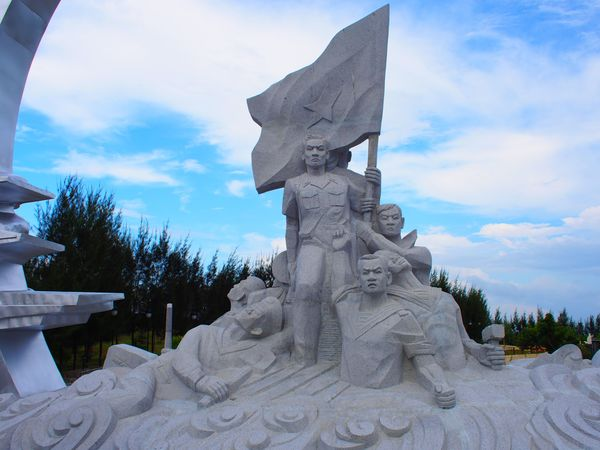 南沙諸島博物館が伝える中国の非道な仕打ち