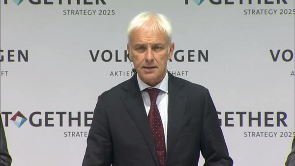 VW、2025年までに電動車30モデルを市場導入