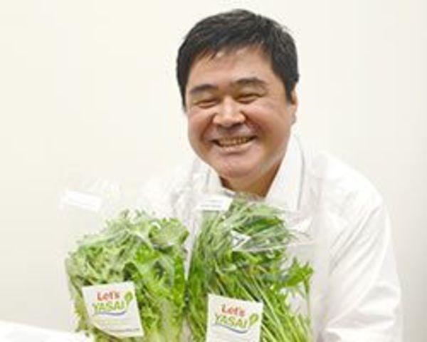 シンガポールで水耕栽培工場新鮮な日本の野菜を飲食店などに出荷