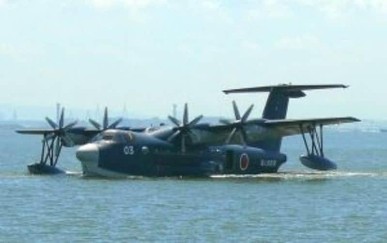 世界が欲しがる救難飛行艇「US-2」 民間転用による輸出で日本経済が ...