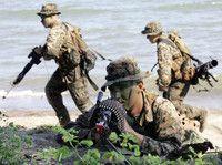 米比両軍、毎年恒例の軍事演習を実施 - フィリピン