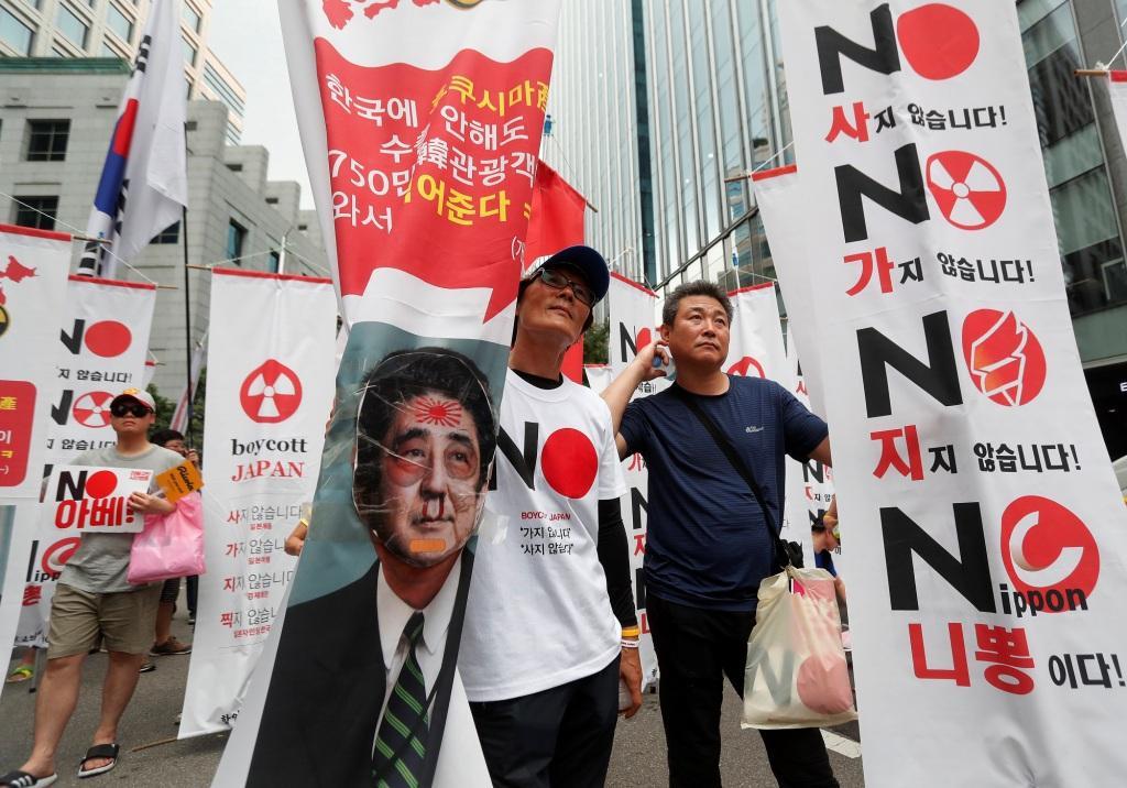韓国コルマ会長を辞任に追い込んだ反日の狂気 文在寅政権を批判したら ...