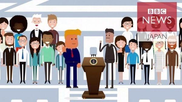 米大統領就任式 トランプ氏は目覚めてそして