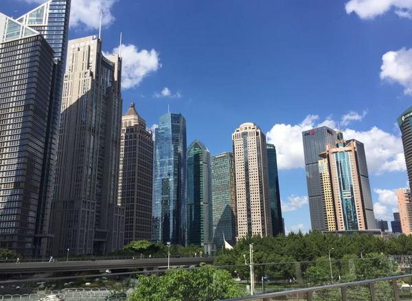 いつの間にか空が青いんだけど本当にここは中国?
