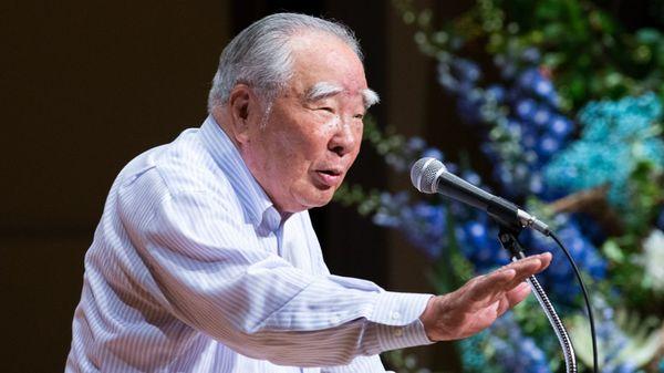 【スズキ会長・鈴木修氏】リーダーに必要なのは「先頭に立つ」「決断する」ということ