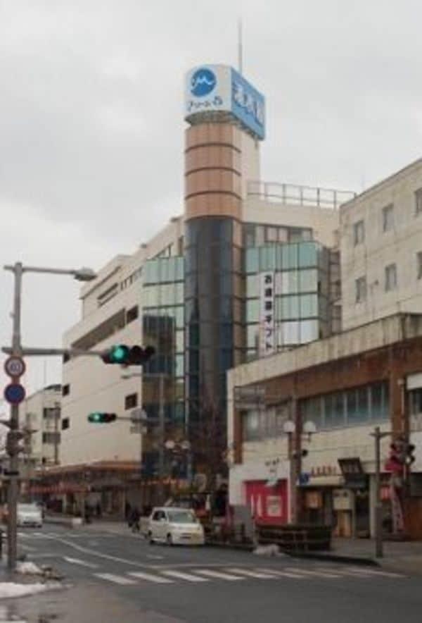 【清水屋(山形県酒田市)】一度は閉店した百貨店がまさかの復活!