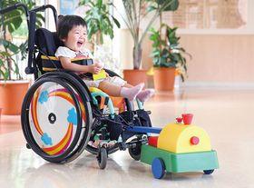 幼児期の障がいを克服せよ! 立ち上がった中小企業