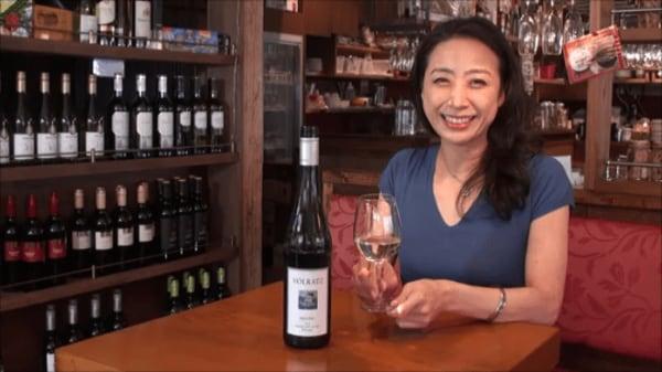 今日のワインはこれ「リースリング・フォルラーツ」