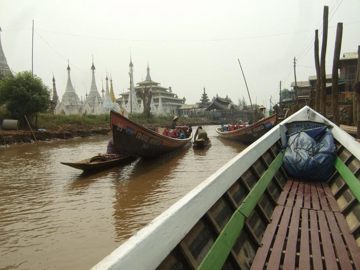 ミャンマーのリゾートで「大日本帝国」に遭遇した