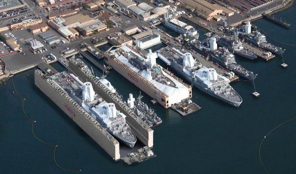 「狂気の沙汰だ」米海軍の中国製品購入に怒りの声