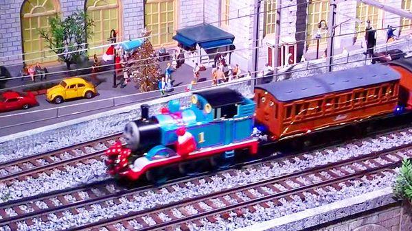 精巧な模型と大ジオラマにうっとり!原鉄道模型博物館(神奈川県・横浜市)