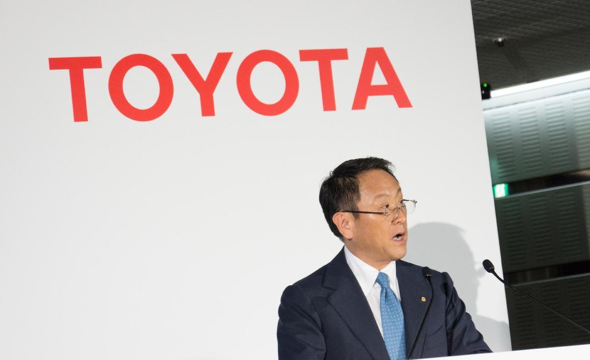 新種類株を発行したトヨタの「機を見るに敏」