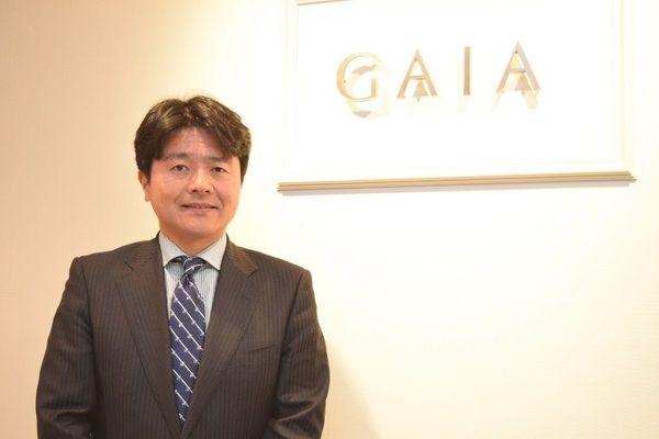 GAIA中桐啓貴さん