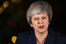 英国「合意なき」EU離脱なら世界経済は地獄の縁に