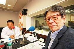 「マット安川のずばり勝負」ゲスト:西村幸祐/前田せいめい撮影