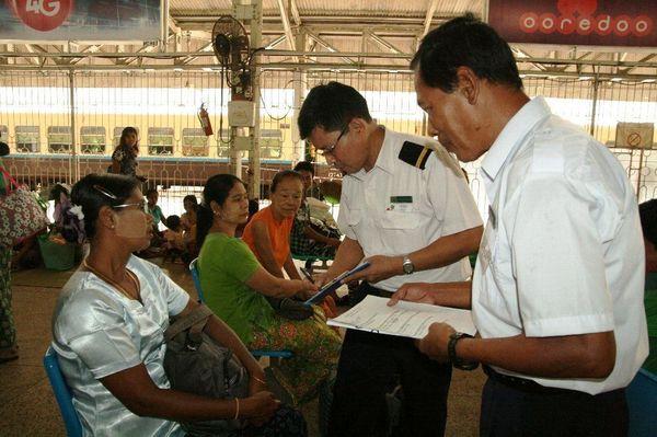 国鉄民営化ノウハウを30年ぶりにミャンマーで再現