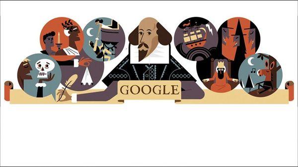 グーグルのあの色々なロゴ、どういう人が描いているのか