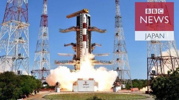 インドが衛星20基の打ち上げに成功
