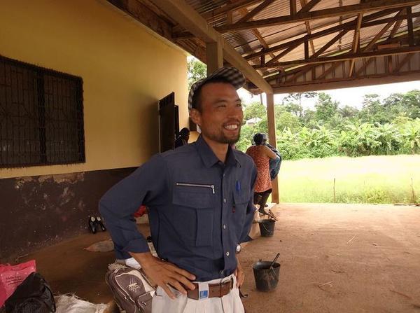 カメルーンにうまい米を!米作り伝道師の挑戦
