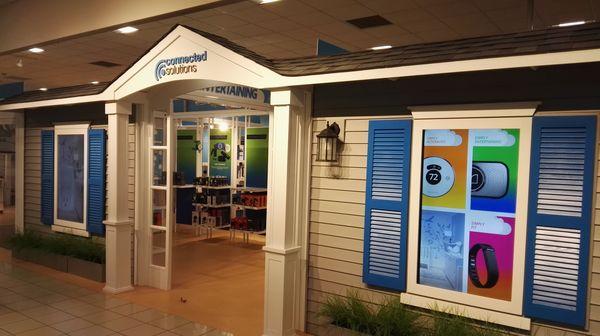 北米の家電量販店ではスマートホーム製品が一等地に
