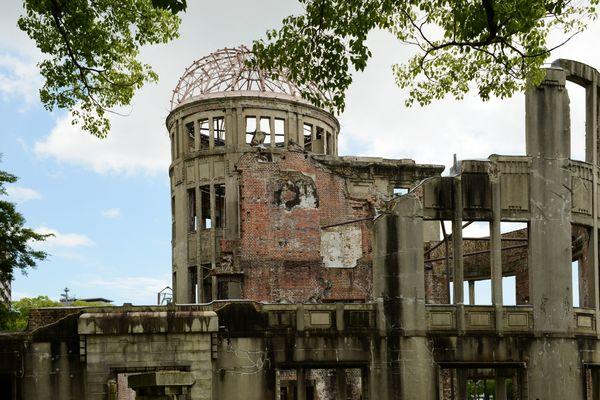 原爆投下は「人類の悲劇」ではない