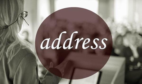 #085: addressの用法/sight-doingって何?(ボキャビル・カレッジ・第85回)