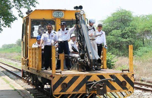 水害で磨かれた日本の技術がミャンマー国鉄で大活躍