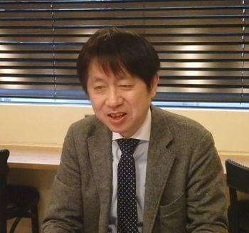 株式会社アクティブ・アイ 代表飯島克昌 氏