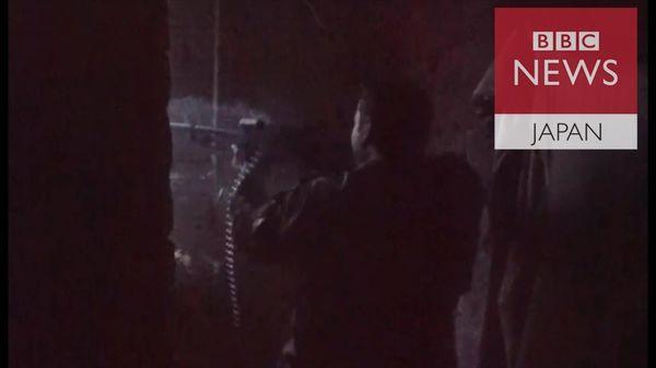 ISとイラク軍、モスル攻防戦の最前線 BBC同行取材