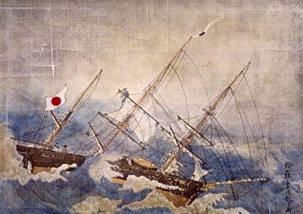 日本が中国、朝鮮を見下すようになった一事件