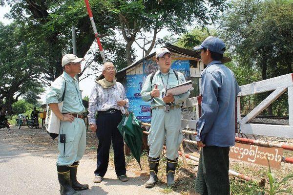 日本が蘇らせつつあるミャンマーの鉄道網