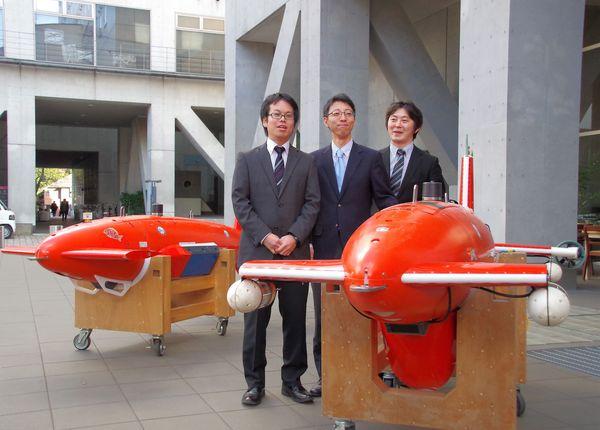 賞金8億円! 世界初の深海探査レースに日本が参戦
