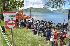 地元漁協が挑んだ「マス釣りの聖地」中禅寺湖の復活劇
