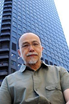 玉村豊男氏/前田せいめい撮影