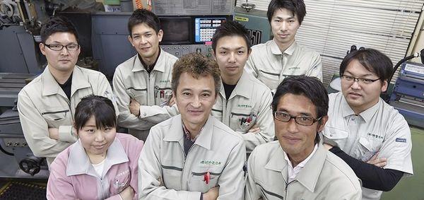 時計の針から手術針へ転向し大成功した中小企業