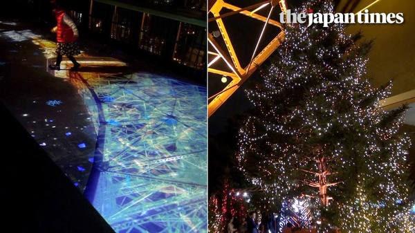 Tokyo Tower Winter Fantasy
