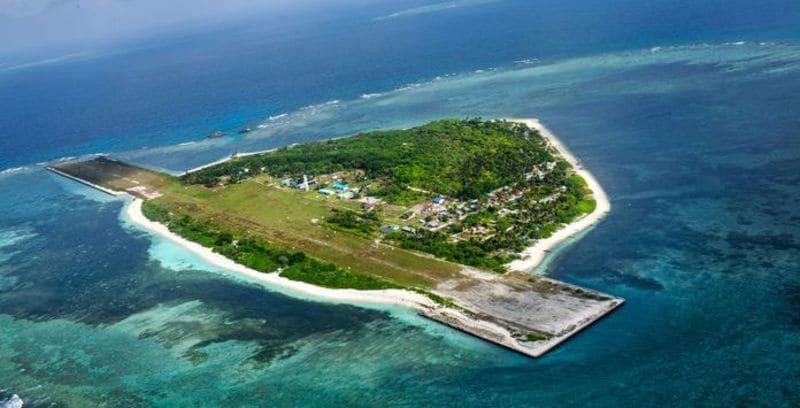 """中国相手に一歩も引かないフィリピンの実効支配 日本の尖閣諸島""""実効 ..."""