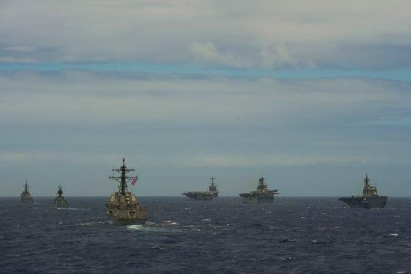 中国海軍の参加で意味不明となりつつあるリムパック