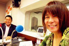 「マット安川のずばり勝負」ゲスト:白井貴子/前田せいめい撮影