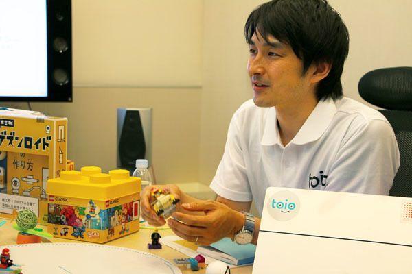 ソニーが玩具市場を変える。 鍵はプラットフォーム化
