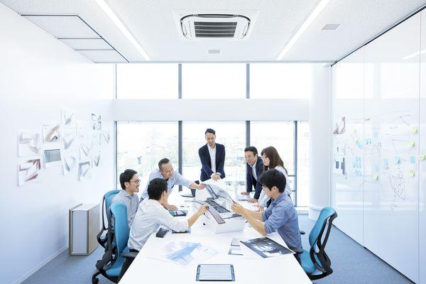 """あなたの職場、""""疲れにくい空間""""実現できていますか?~空気で働き方を変えるダイキンの挑戦~"""