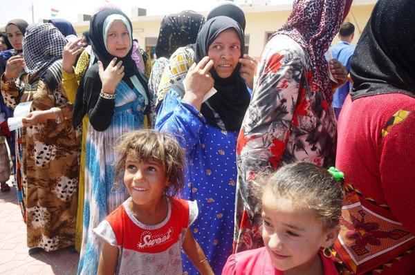 若いクルド人女性難民が見たシリアの現実