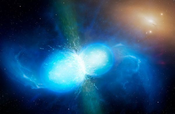 金・銀・プラチナは宇宙のどこからやってきた?