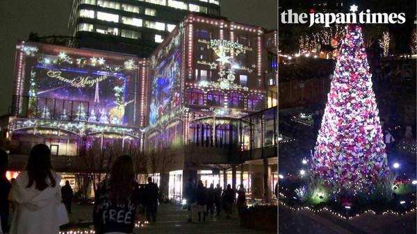 Tokyo Skytree Town Dream Christmas 2017