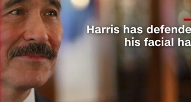 大使 ハリス