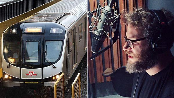 人気俳優、トロント地下鉄でマナー呼びかけ 「こんなこと言うなんて」