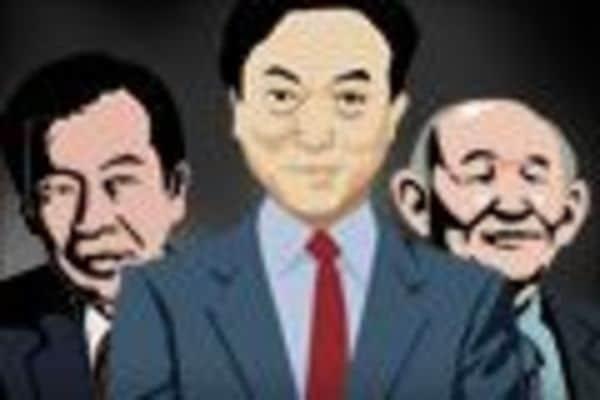 「鳩山政権」カギ握る2人